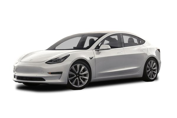 Model 3 Long-Range Dual Motor AWD