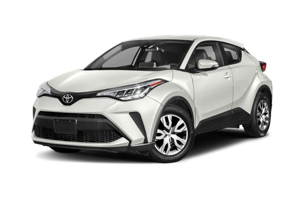 C-HR 1.8 VVT-i HYBRID E-CVT Lounge Tech